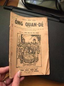 Sách Bàn Xăm Ông Quan Đế