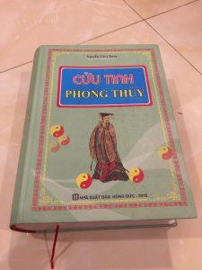 Cửu Tinh Phong Thủy - Nguyễn Văn Chung