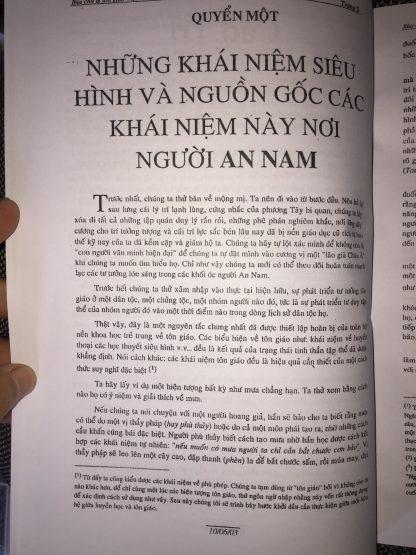 Dẫn nhập: Triết Lý Văn Minh Dân Tộc Việt Nam