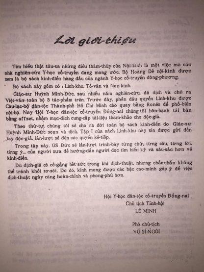 Dịch giả: GS. Huỳnh Minh Đức
