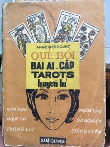 Quẻ Bói Bài Ai Cập Tarots Huyền Bí - Anne Bercourt