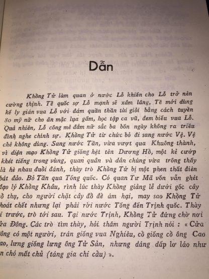 Dịch: Vũ Tài Lục