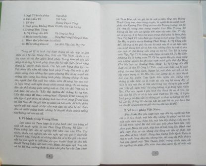 Dịch giả: Lê Xuân Mai - Ngọc Tĩnh - Mộng Khương - Lưu Sơn Minh